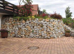 Steinmauer, Kiefl