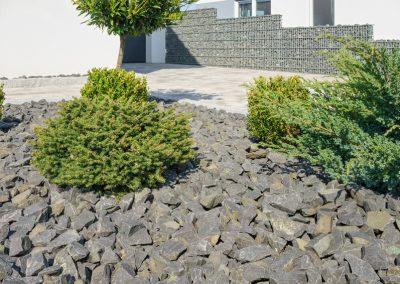 Steingarten 2, Kiefl